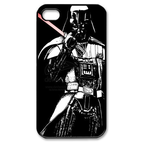 Popular Star Wars Cold-Blooded Darth Vader New Style Durable Iphone 6,6S Case Hard iPhone Cover Case Including Dust Plug