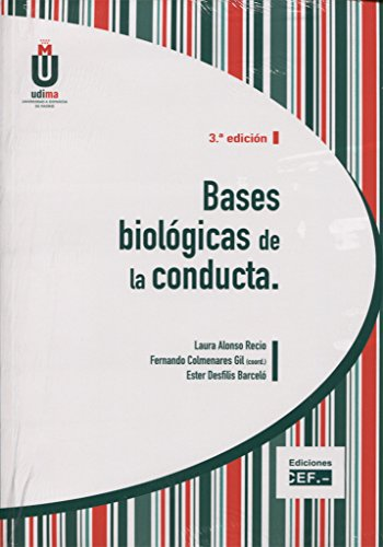 Descargar Libro Bases biológicas de la conducta de Laura Alonso Recio