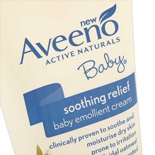 Aveeno Baby Soothing Relief Emollient Cream 223 ml