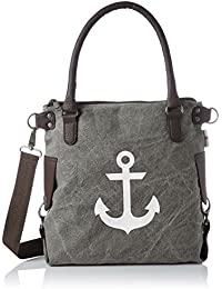 Bags4Less Damen Anker-Mini Schultertasche, 34 x 20 x 32 cm