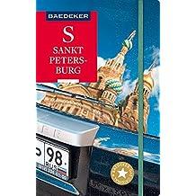 Baedeker Reiseführer Sankt Petersburg: mit praktischer Karte EASY ZIP