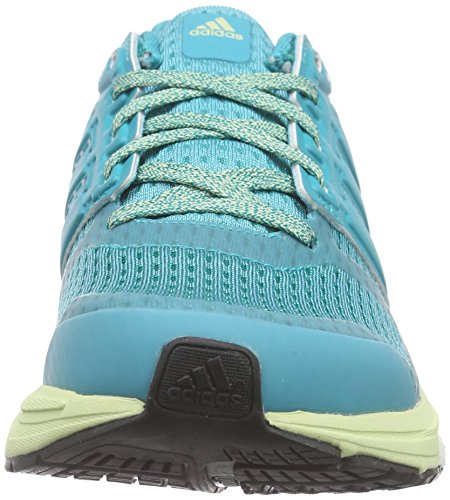 adidas Performance Damen Supernova Sequence Boost 8 Laufschuhe Grün (Shock Green S16/Shock Green S16/Halo S16)