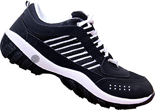 Sports Shoes for Men (Black, 7)