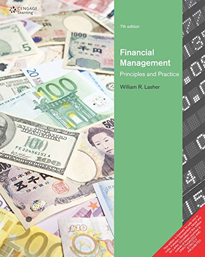 Financial Management Principles and Practice