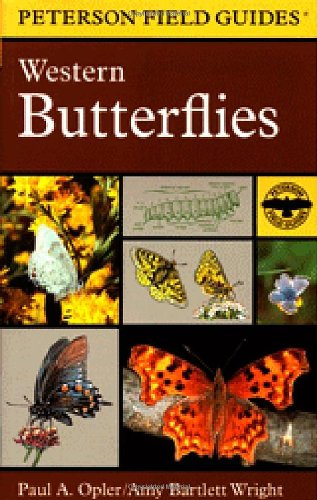 Field Guide to Western Butterflies (Peterson Field Guides)