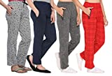 Shaun 69 Gal Women's Cotton Trackpant (Pack of 4)