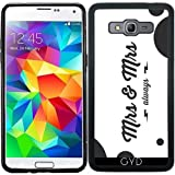 SilikonHülle für Samsung Galaxy Grand Prime (SM-G530) - Mrs & Mrs by Asmo