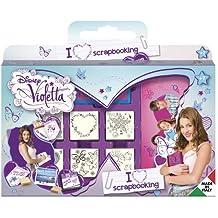 Multiprint - 7880 - Tampons À Imprimer - Violetta - 7 Tampons