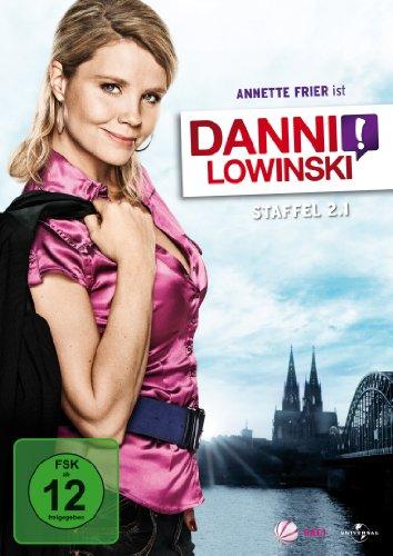 Danni Lowinski - Staffel 2.1 [2 DVDs]