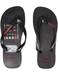 Zapatos negros Star Wars Havaianas para mujer