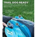 Outward Hound DayPak for Dog, Medium, Blue 10