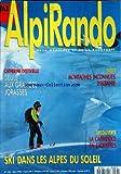 ALPIRANDO [No 163] du 01/03/1993 - SKI DANS LES ALPES DU SOLEIL - CATHERINE DESTIVELLE - SEULE AUX GRADS JORASSES - MONTAGNES INCONNUES D'ALBANIE - LA CAPPADOCE EN RAQUETTES...