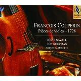 François Couperin : Pièces de viole - Savall