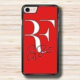 Roger F Cas de téléphone portable pour Coque iPhone 6 Plus & iPhone 6S Plus E5A6SSD