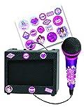 Violetta - Karaoke portátil (Lexibook K900VI)