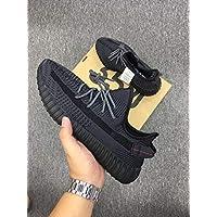 Adidas Yeezy Boost 350 V2 Blackout (45, black)