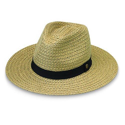 47ce4d8af Wallaroo - Cappello Fedora - Uomo Natural L/XL (61 cm)