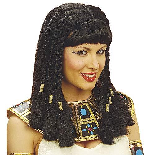 Widmann - Perücke Queen von Ägypten (Mein Kleines Pony Kostüm Für Erwachsene)