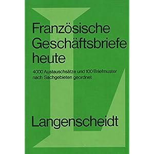 Herunterladen Langenscheidts Geschäftsbriefe Heute Französisch Buch