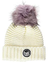 O'Neill Girls' Bg Mountain View Beanies, Powder White