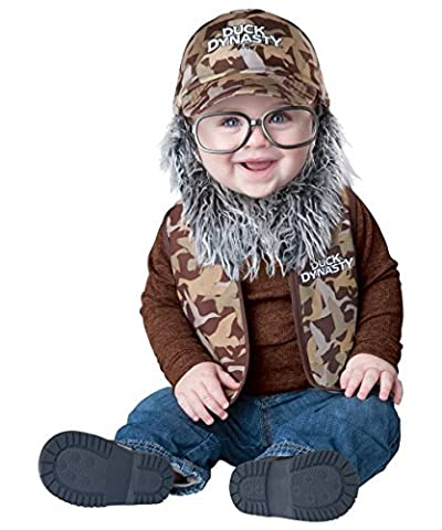Dynastie De Duck Duck Costume - Duck Dynasty Costume - Infant Large by