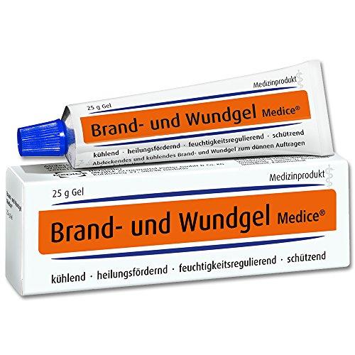 Brand- und Wundgel Medice, 50 g