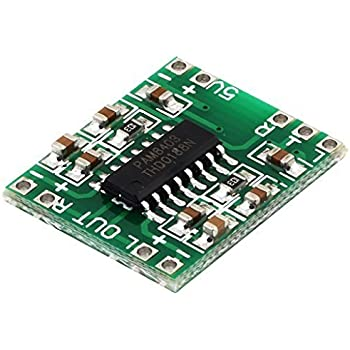 SKYNET - PAM8403 - Mini Amplificateur Audio - 2 * 3 W classe D - Arduino - Raspberry
