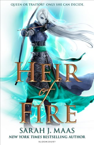 Heir of Fire (Throne of Glass) di [Maas, Sarah J.]