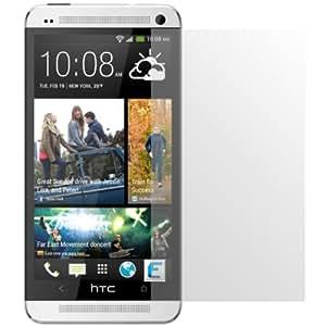 dipos HTC One Max Schutzfolie (2 Stück) - Antireflex Premium Folie matt