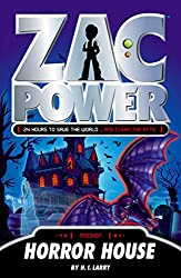 Horror House (Zac Power Missions)