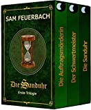 Die Sanduhr - Band 1 bis 3 der Krosann-Saga: Der Fantasy-Erfolg als Sammelband von Sam Feuerbach