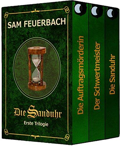 Buchseite und Rezensionen zu 'Die Sanduhr - Band 1 bis 3 der Krosann-Saga: Der Fantasy-Erfolg als Sammelband' von Sam Feuerbach