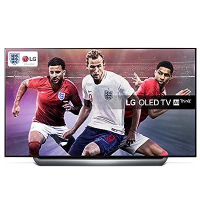 LG Electronics Uk Ltd. OLED55C8PLA 55inch OLED HDR 4K UHD SMART TV WiFi Dolby Atmos