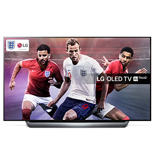 "LG OLED55C8PLA 55"" 4K Ultra HD HDR OLED Smart TV with 5 Year Warranty"