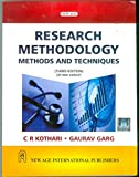 Research Methodology: Methods and Techniques (Old Edition)