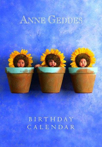 Anne Geddes Birthday Perpetual Calendar