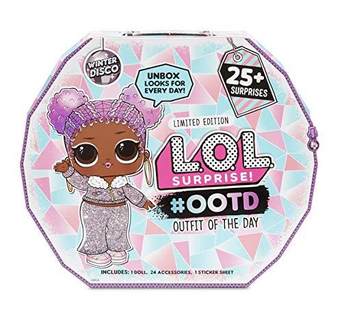 L.O.L. Surprise! 559740 L.O.L. Surprise #OOTD Winter Disco, Multicolore