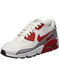 Nike Air Max 90 Mesh (Gs), Zapatillas de Running Hombre