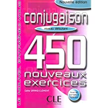 CONJUGASION 450 EXER.DÉB(9782090335903) (Objectif Deld)