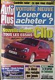 AUTO PLUS [No 663] du 22/05/2001 - RENAULT CLIO - FIAT DOBLO - CITRO+¿N BERLINGO - RENAULT KANGOO - DIESEL.