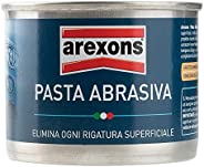 AREXONS PASTA ABRASIVA 150 ml Pasta abrasiva elimina graffi per manutenzione auto, pasta abrasiva lucidante, t
