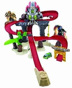 Transformers - 85306/85305 - jeu de construction et de piste - Devastator Showdown
