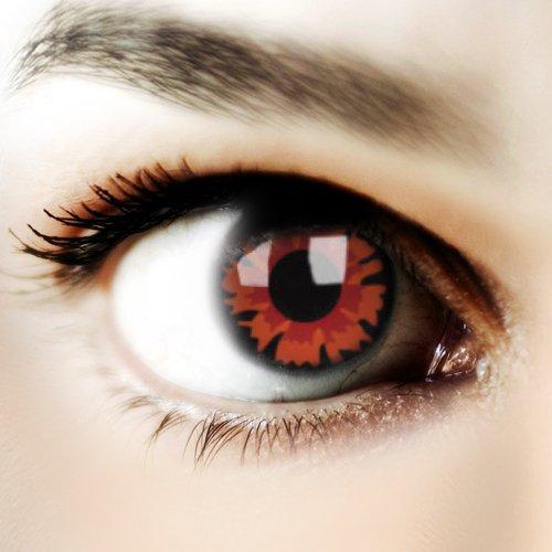 ColourVUE Crazy Lens Volturi Yearly Disposable 14 mm Contact Lens