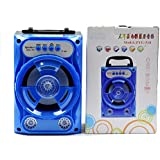 Rechargeable Sub-Saver with USB & Aux, Bluetooth & FM