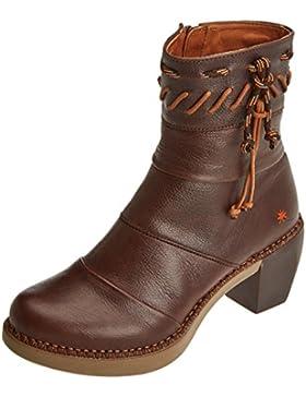 Art Damen Madrid Kurzschaft Stiefel