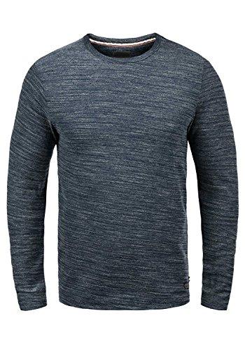 PRODUKT Pantaleon Sweat-Shirt Longsleeve O-Neck, Größe:XL, Farbe:Navy Blazer