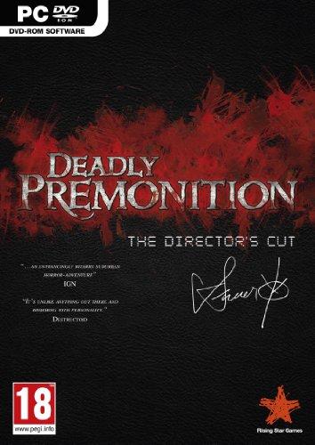 Pccd Deadly Premonition : Director's Cut (Eu)