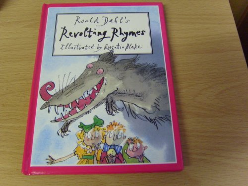 Roald Dahl's revolting rhymes.