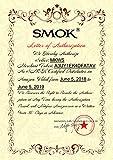 AUTNTICO-SMOK-MAG-KIT-225W-con-TFV12-Prince-Tangue-2mL-Cigarrillo-electrnico-NegroRojo