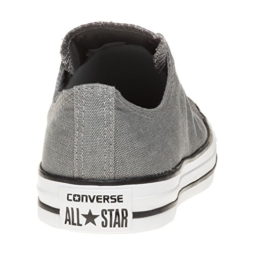 Converse All Star Ox Uomo Sneaker Grigio Grigio